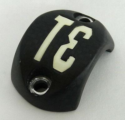 stem replacement carbon fiber faceplate 2 bolt