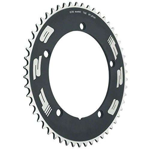 """FSA Pro Track 51t x 144mm, Black, Chainring 1/2"""" x 1/8"""""""