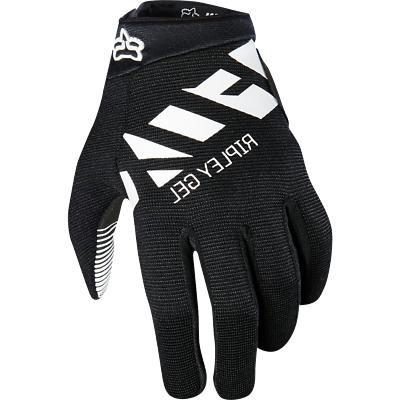 women s ripley gel glove black white