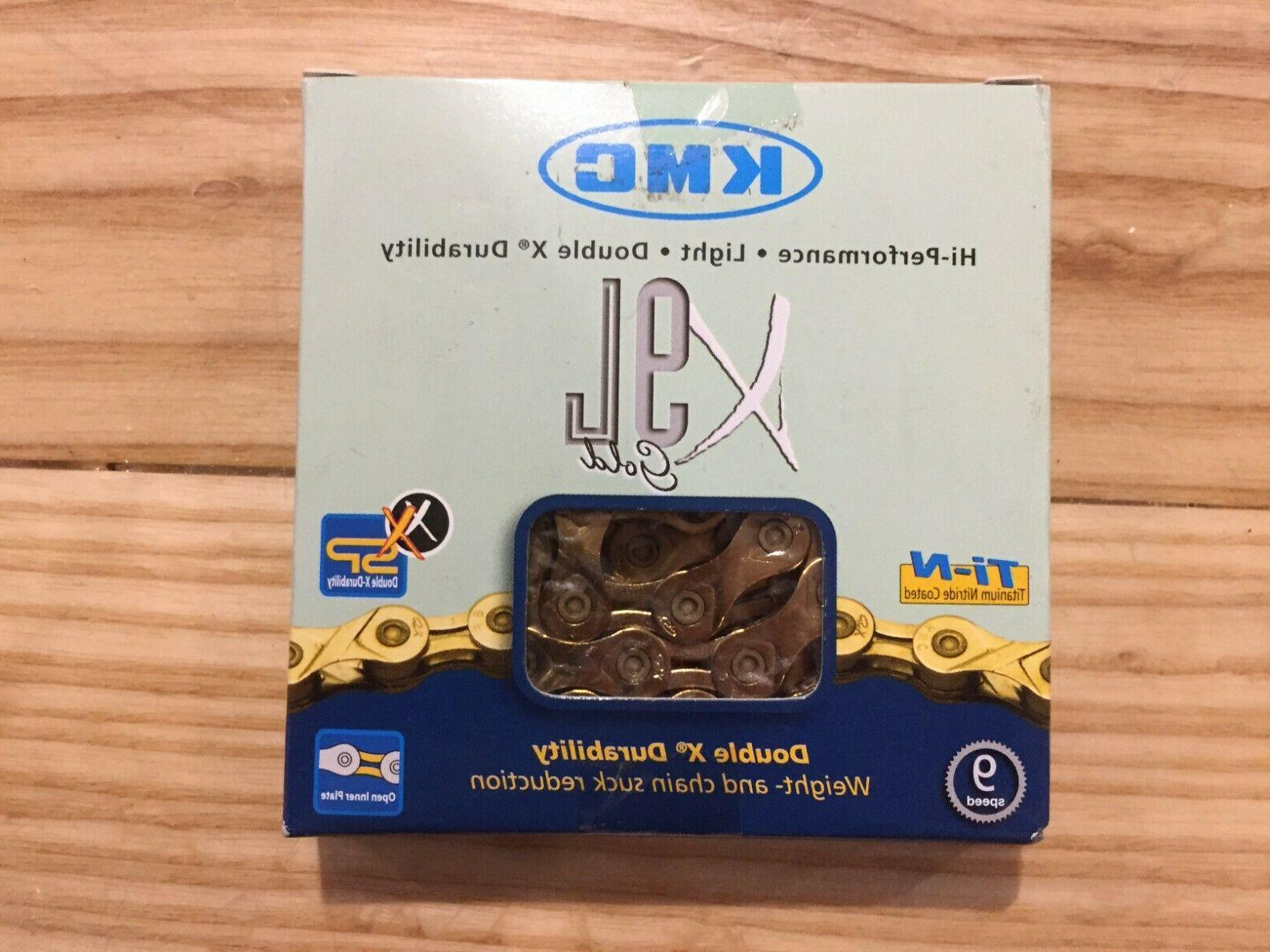 x9l bicycle chain ti