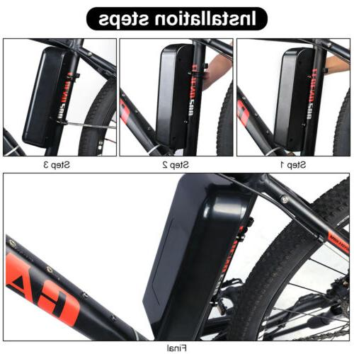 XL Case For Bike Ebike Scooter Pedelec Kit