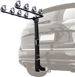 Critical Cycles Lenox Hitch Mount Bike Rack with 2 Inch Rece