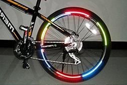 Lights For Bike Wheels Bike Wheel Light - Bicycle reflector