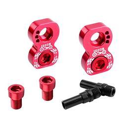 Baosity Lightweight V Brake Extend Converter Wheelset Alloy