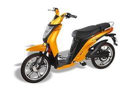 Jetson Lithium Ion Powered Eco-Friendly Electric Bike - Oran