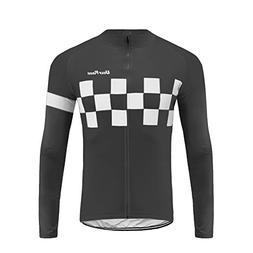 Uglyfrog Men's Long Sleeve Shirt Cycling Jerseys Warm Winter