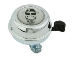 Lowrider Logo Bicycle CHROME BELL, Bike Parts