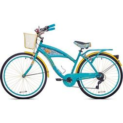 "26"" Women's Margaritaville Multi-Speed Cruiser Bike/52675/Co"
