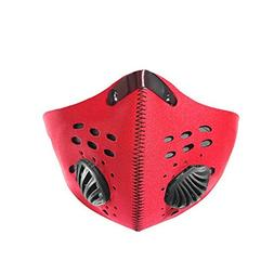 MeanHoo Bike Cycling Anti-dust Half Face Mask with Filter Ne