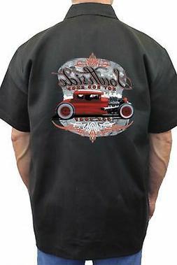 Men's Mechanic Work Shirt Southside Hot Rod Shop