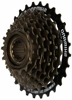 SHIMANO MF-TZ21 14-28 Teeth 7 Speed Freewheel