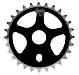 Black Ops Micro Drive BMX Chain Ring, 25t, Black
