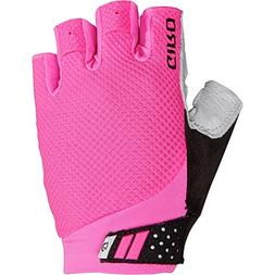 Giro Monica II Gel Cycling Glove - Women's Bright Pink Small