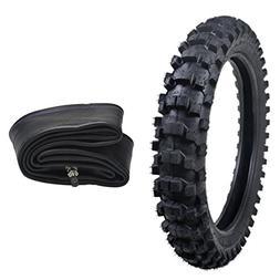 JCMOTO Motocross Tire And Inner Tube Set 90/100-16 | Off Roa