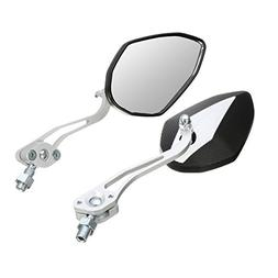 CoCocina 8mm 10mm Motorcycle Rear View Mirrors For Honda/Yam