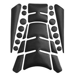 CoCocina Motorcycle Tank Pad Decals Sticker For Honda/Suzuki