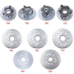 """32-44T Sprocket 1.5"""" Adapter For 415 Chain 80cc 2 Stroke Bic"""