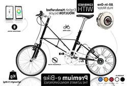 Premium Mouton Electric Bike - Exclusive eBike for Everyday