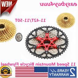 Mountain Bicycle 11-42T/11-50T Bike Cassette Part Flywheel F
