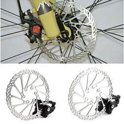1 Pair Mountain Bike Bicycle Disk Disc Brake Caliper 160mm R
