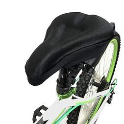 Choson Vic Mountain Bike Seat Cover Gel For Men Women Comfor