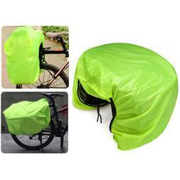 MTB Bicycle Rear Seat Carrier Bags Rack Pannier Waterproof P