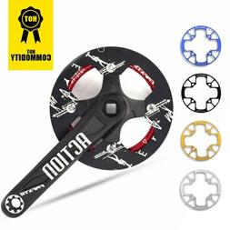 MTB Bike Chainring 32/36/40T Gear Protection Cover Round Cha