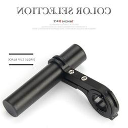 MTB Bike Flashlight Holder Handle Bar Bicycle Parts Extender