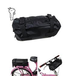 EverTrustNew MTB Cycling Bicycle Bike Foldable Carrier Bag C