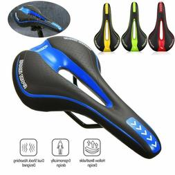 MTB Gel Comfort Saddle Bike Road Mountain Bicycle Cycling Se
