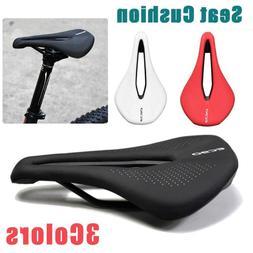 MTB Road Bike PU Breathable Soft Seat Cushion Racing Seat Sa