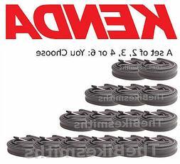 MultiPack Kenda 700x20-28 48mm Smooth Long Presta Valve Road