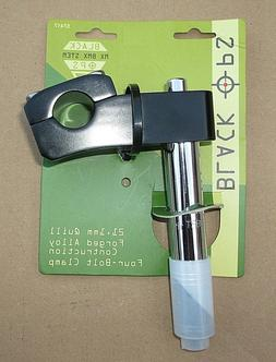 Black Ops MX BMX Quill Stem, 21.1, Black