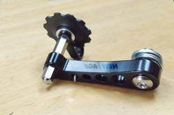 New BLACK Single Speed Bike Bicycle Chain Tensioner