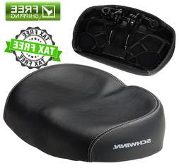 New Schwinn Comfortable Ergonomic Soft Wide Large No Pressur