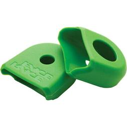 RaceFace NEXT/SIXC Crank Boots Green Sold in Pairs