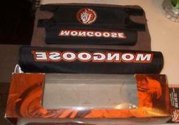 NOS BMX Vintage Mongoose Bike 3 Pad Set