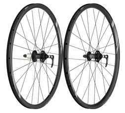 FSA NS Mountain CX Gravel Bike Tubeless Wheelset 700c Shiman