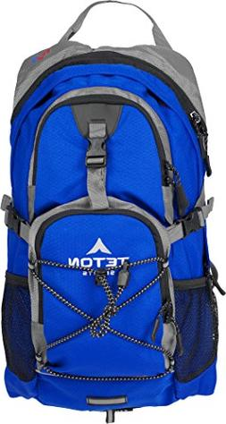 TETON Sports Oasis 1100 2 Liter Hydration Backpack Bright Bl
