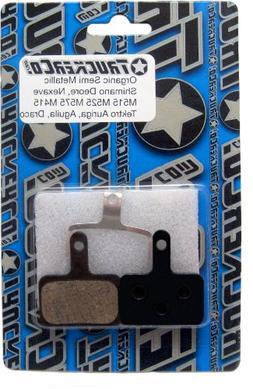 Organic Semi-Metallic brake pads Shimano Deore, Nexave, BR-M