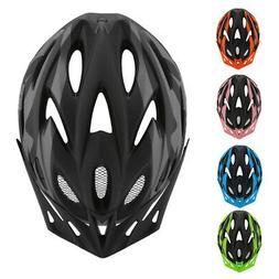 Outdoor Cycling Bicycle Adult Mens Womens Bike Helmet MTB Bi