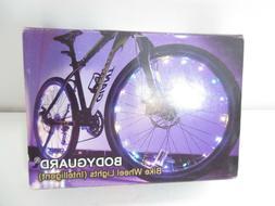Bodyguard Bike Wheel Lights,Automatic and Manual Lighting,Wa