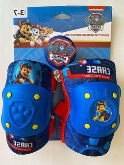 Nickelodeon PAW Patrol Protective Gear and Bicycle Bell Knee