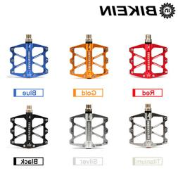 Pedals Parts BIKEIN Pedals Bearing Bicycle Colors Platform M