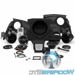 ROCKFORD FOSGATE X317-STAGE4 AUDIO KIT FOR SELECT CAN-AM MAV