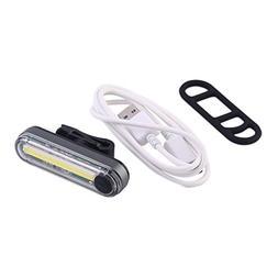 Portable Bike Lamp USB Rechargeable Waterproof 30 LED Cyclin