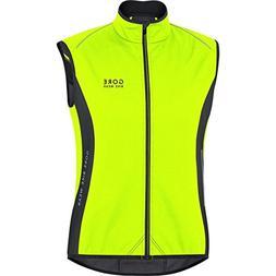 Gore Bike Wear Men's Power Windstopper  Soft Shell Thermo Ve