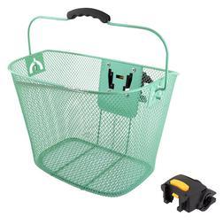 Sunlite QR Mesh Basket w/ bracket, Green