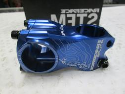 RaceFace Atlas Mountain Bike Stem with 50x31.8mm Clamp, Blue