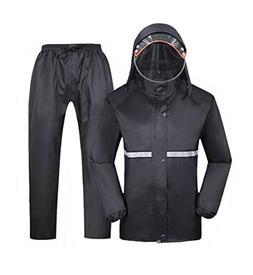 raincoat mens Single Motorcycle Electric Car Raincoat Rain P